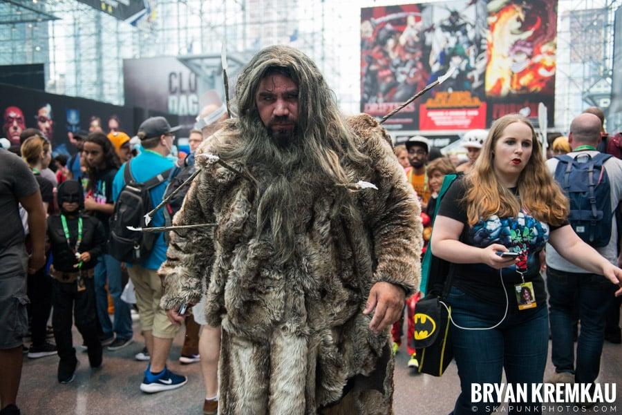 New York Comic Con: Sunday, October 7th, 2017 Recap (19)
