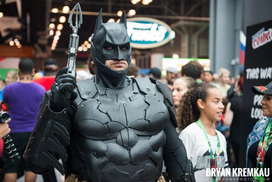 New York Comic Con: Sunday, October 7th, 2017 Recap (18)