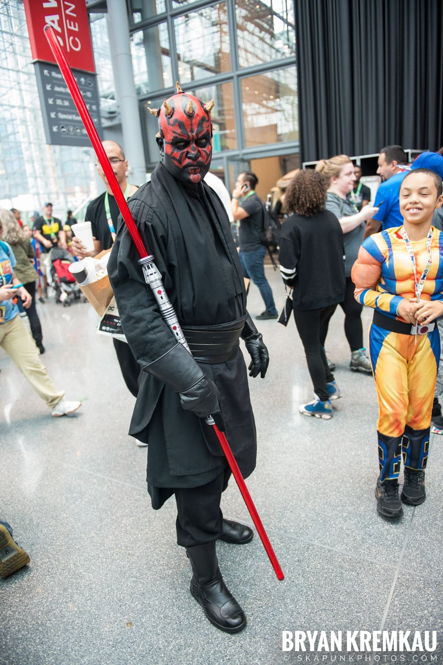 New York Comic Con: Sunday, October 7th, 2017 Recap (17)