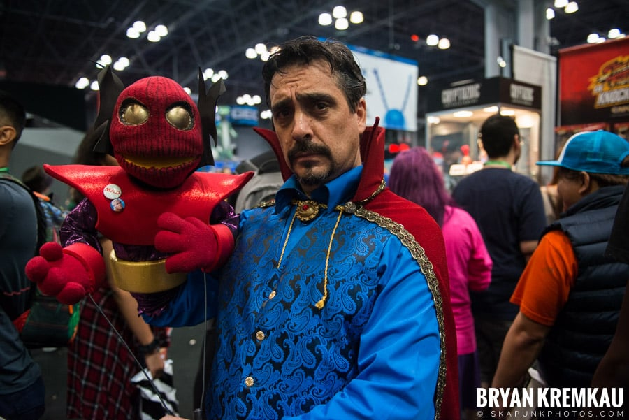 New York Comic Con: Sunday, October 7th, 2017 Recap (14)