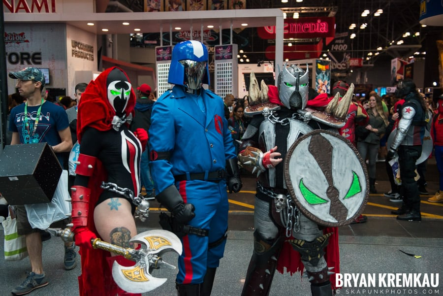 New York Comic Con: Sunday, October 7th, 2017 Recap (9)