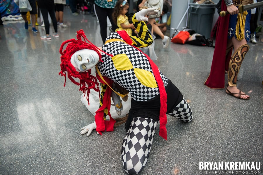 New York Comic Con: Sunday, October 7th, 2017 Recap (7)