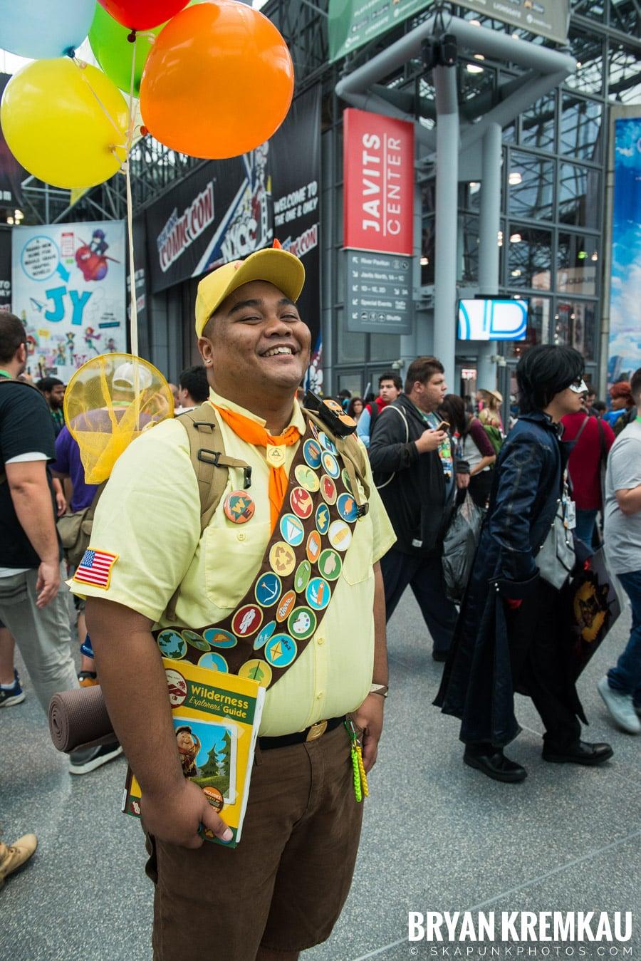 New York Comic Con: Sunday, October 7th, 2017 Recap (4)
