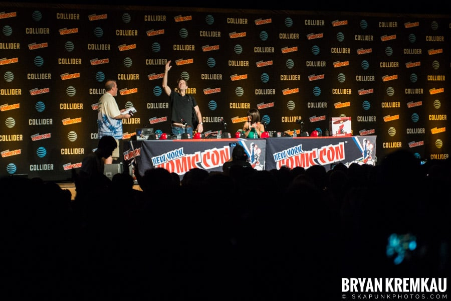 New York Comic Con: Sunday, October 7th, 2017 Recap (3)