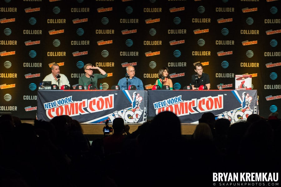 New York Comic Con: Sunday, October 7th, 2017 Recap (2)