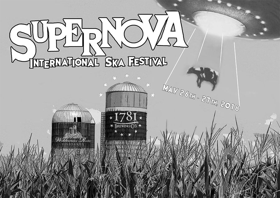 Supernova International Ska Festival 2018