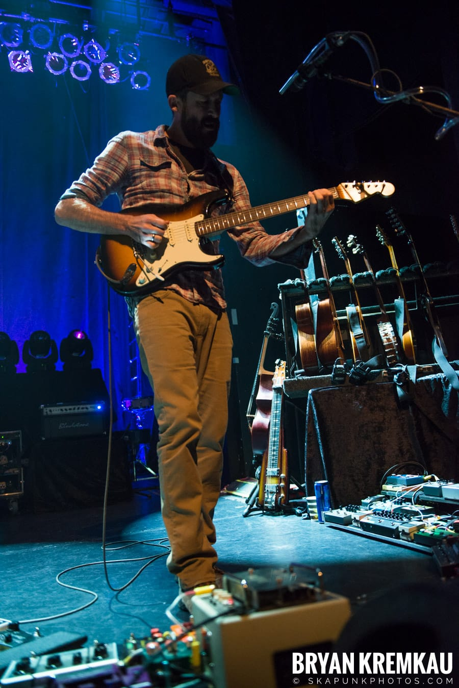 Carbon Leaf @ Gramercy Theatre, NYC (24)