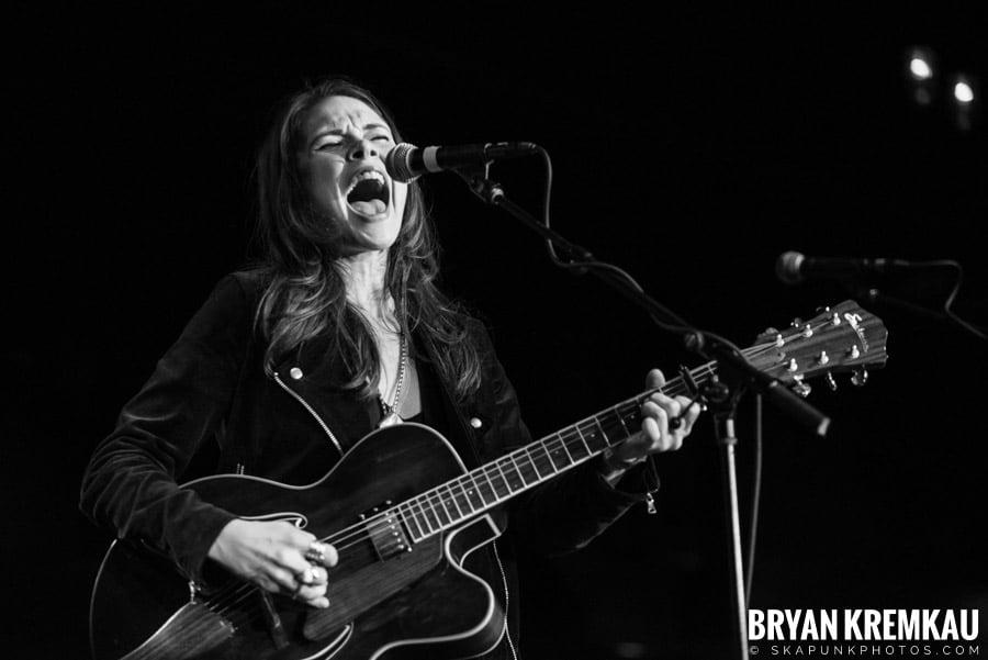 The White Buffalo / Suzanne Santo @ Brooklyn Bowl, NY (25)