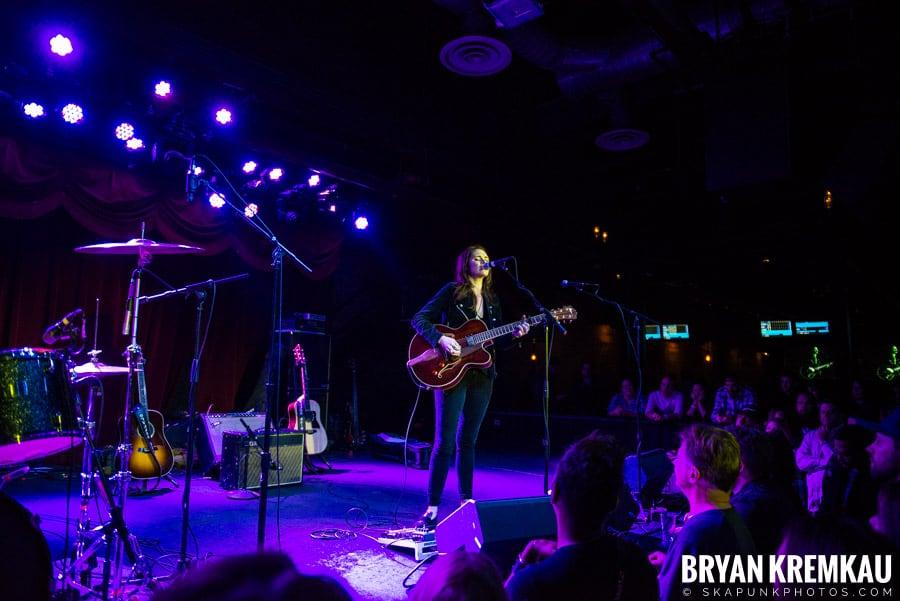 The White Buffalo / Suzanne Santo @ Brooklyn Bowl, NY (24)