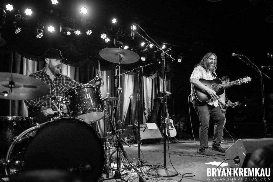 The White Buffalo / Suzanne Santo @ Brooklyn Bowl, NY (21)