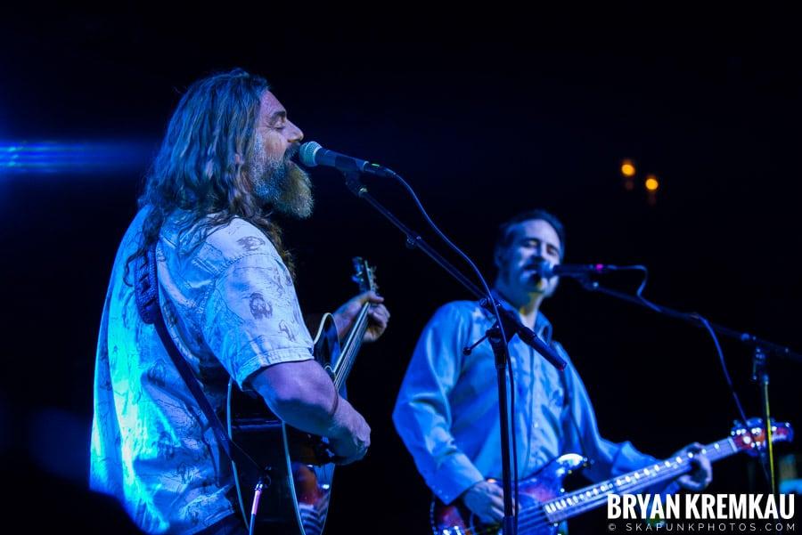 The White Buffalo / Suzanne Santo @ Brooklyn Bowl, NY (17)