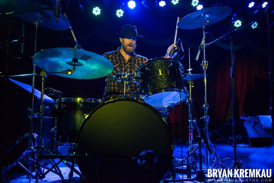 The White Buffalo / Suzanne Santo @ Brooklyn Bowl, NY (14)