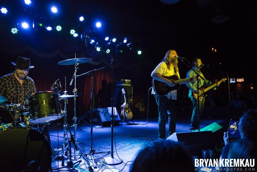 The White Buffalo / Suzanne Santo @ Brooklyn Bowl, NY (13)