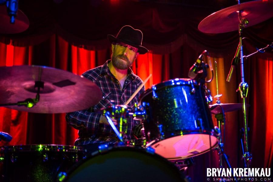 The White Buffalo / Suzanne Santo @ Brooklyn Bowl, NY (12)