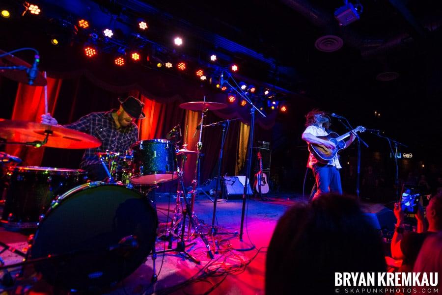 The White Buffalo / Suzanne Santo @ Brooklyn Bowl, NY (11)