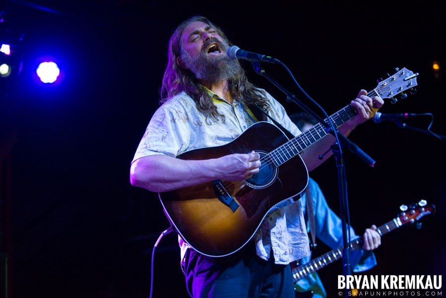The White Buffalo / Suzanne Santo @ Brooklyn Bowl, NY (9)