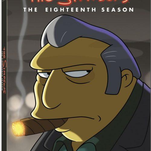 The Simpsons Season 18