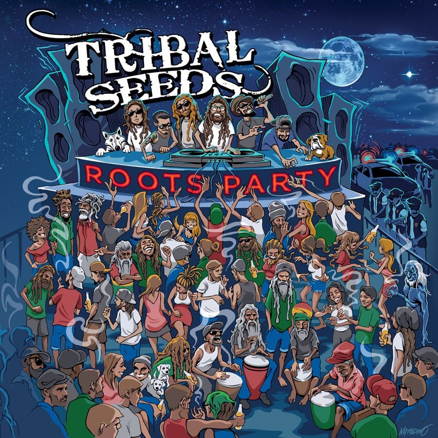 Tribal Seeds – Roots Party | ReadJunk.com: Music & Movie ...