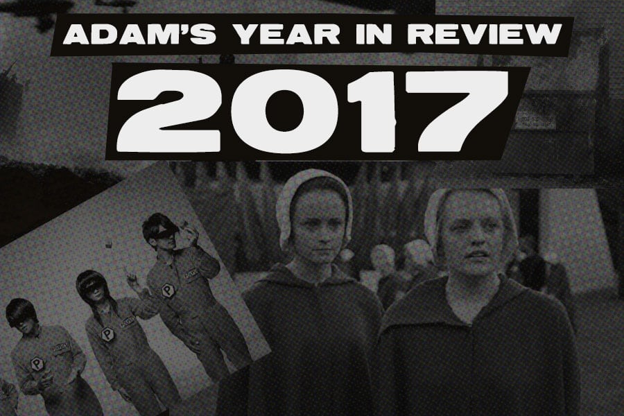 Adam's Year in Review 2017