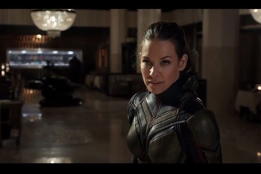 Giant-Sized Ant-Man and The Wasp Trailer Screenshots