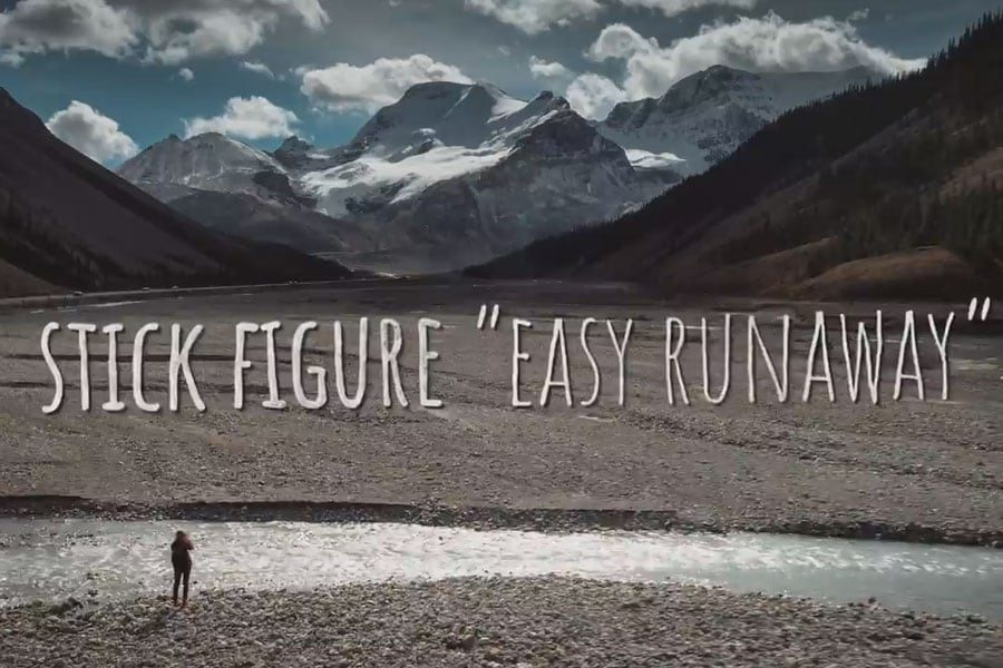 Stick Figure - Easy Runaway
