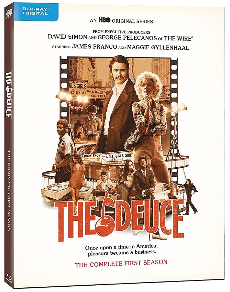 The Deuce: The Complete First Season (Blu-Ray + Digital)