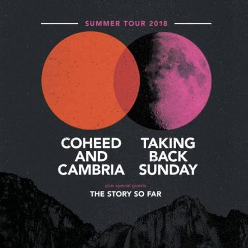 Coheed and Cambria and Taking Back Sunday