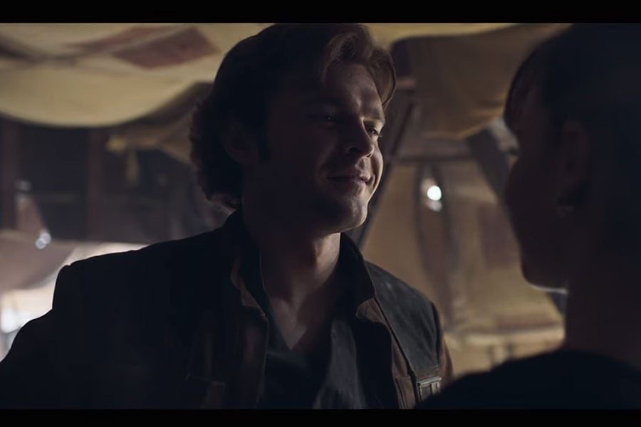 Solo: A Star Wars Trailer