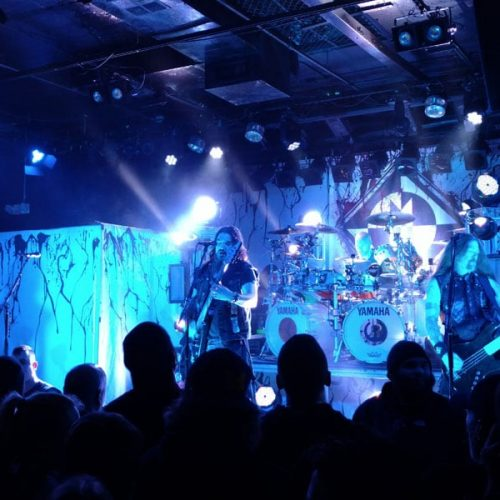 Machine Head @ Paradise Rock Club Boston