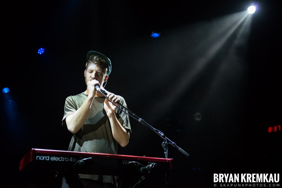 Mat Kearney / Andrew Belle / Filous @ Playstation Theater, NYC (4)