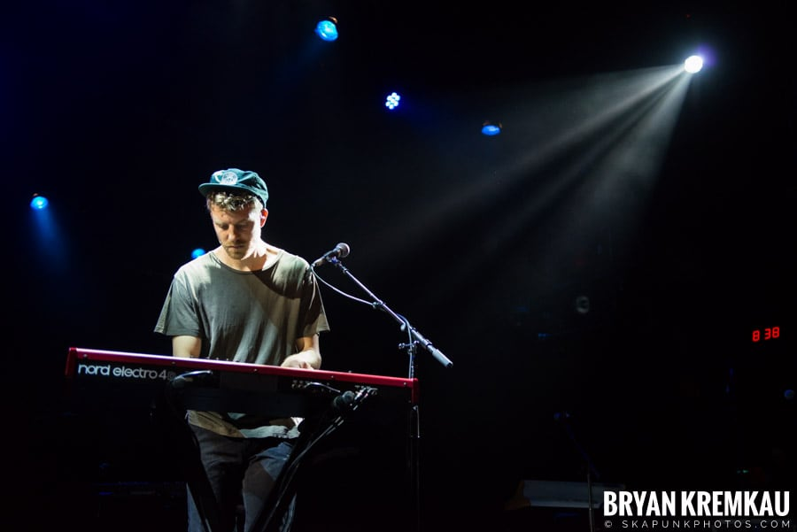 Mat Kearney / Andrew Belle / Filous @ Playstation Theater, NYC (6)