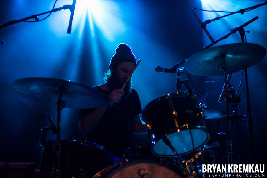 Mat Kearney / Andrew Belle / Filous @ Playstation Theater, NYC (7)