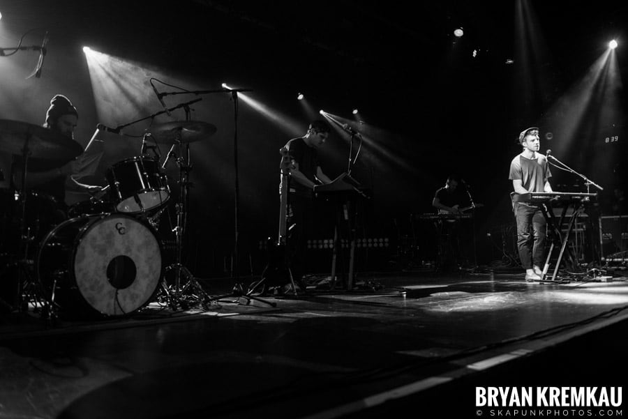 Mat Kearney / Andrew Belle / Filous @ Playstation Theater, NYC (8)