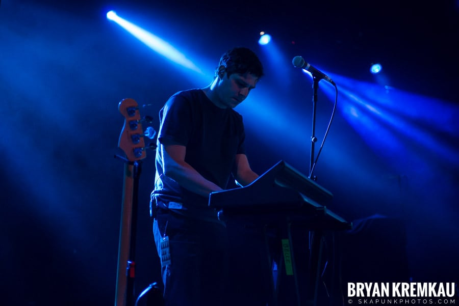 Mat Kearney / Andrew Belle / Filous @ Playstation Theater, NYC (9)