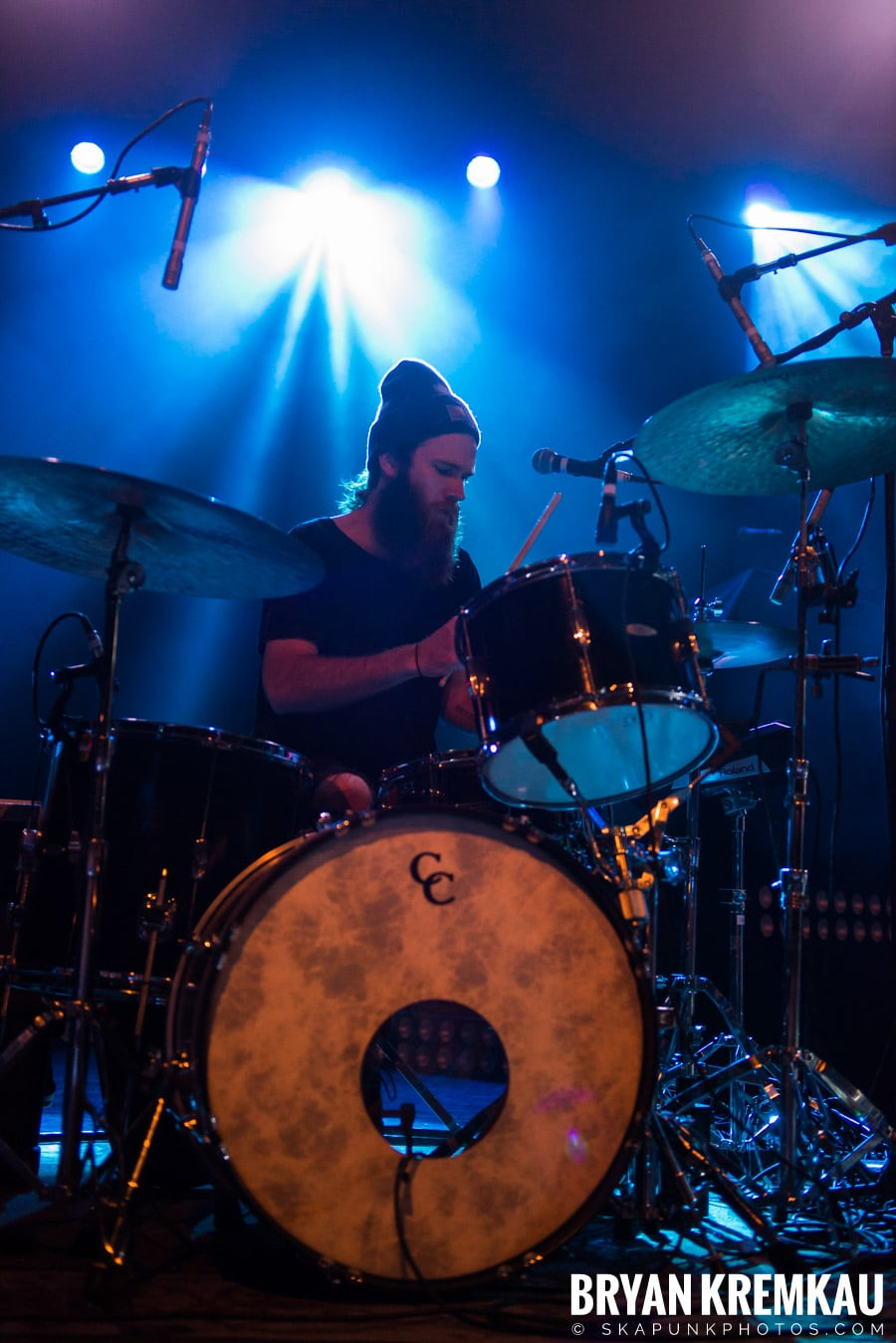 Mat Kearney / Andrew Belle / Filous @ Playstation Theater, NYC (10)