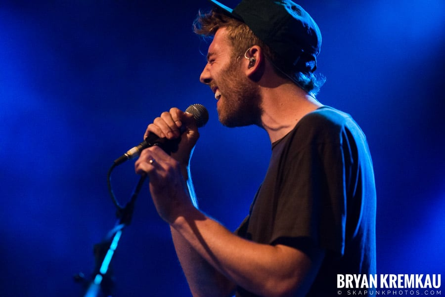 Mat Kearney / Andrew Belle / Filous @ Playstation Theater, NYC (14)