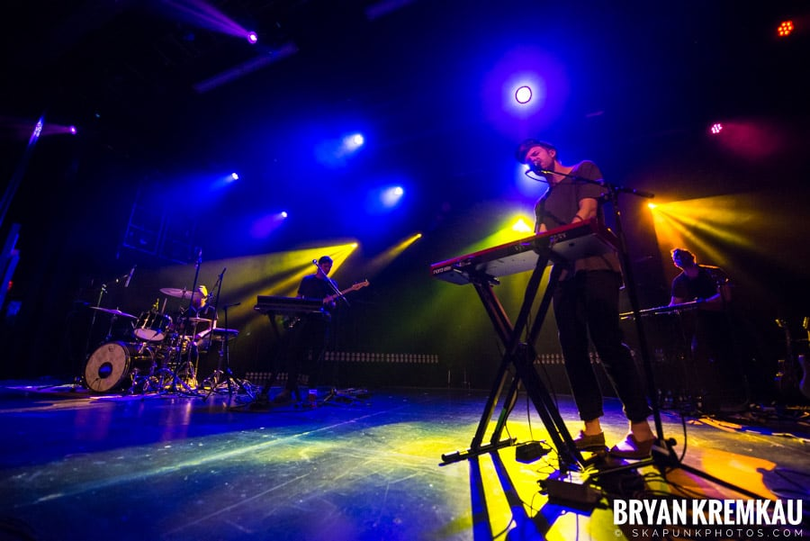 Mat Kearney / Andrew Belle / Filous @ Playstation Theater, NYC (15)