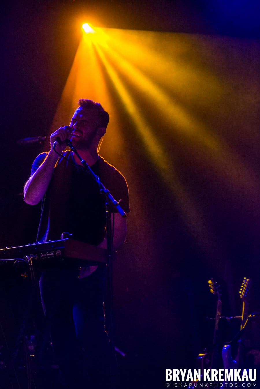 Mat Kearney / Andrew Belle / Filous @ Playstation Theater, NYC (16)