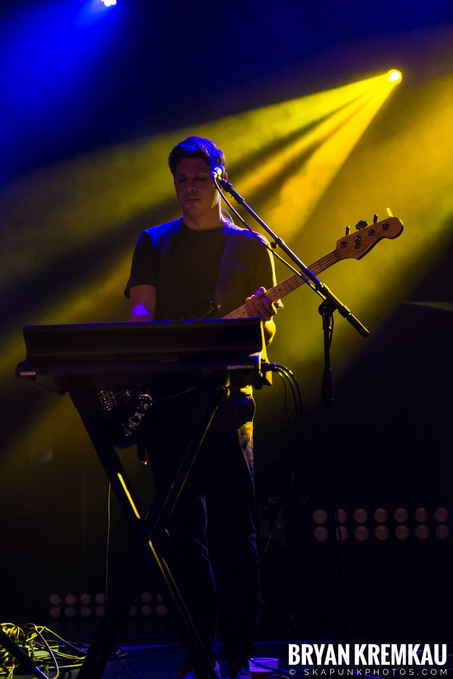 Mat Kearney / Andrew Belle / Filous @ Playstation Theater, NYC (17)