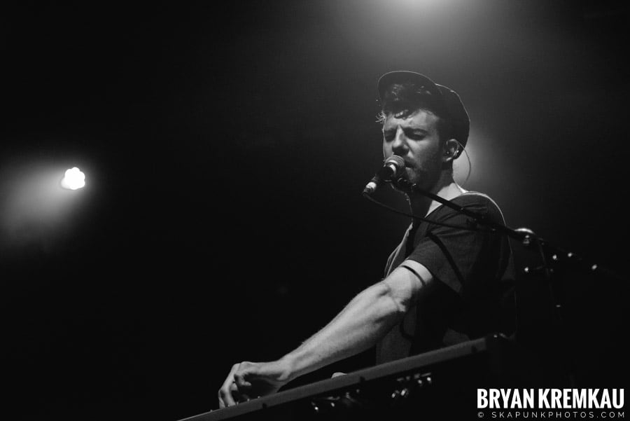 Mat Kearney / Andrew Belle / Filous @ Playstation Theater, NYC (18)