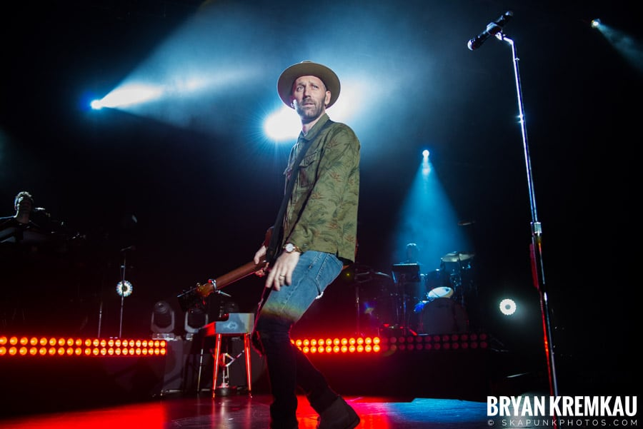 Mat Kearney / Andrew Belle / Filous @ Playstation Theater, NYC (19)
