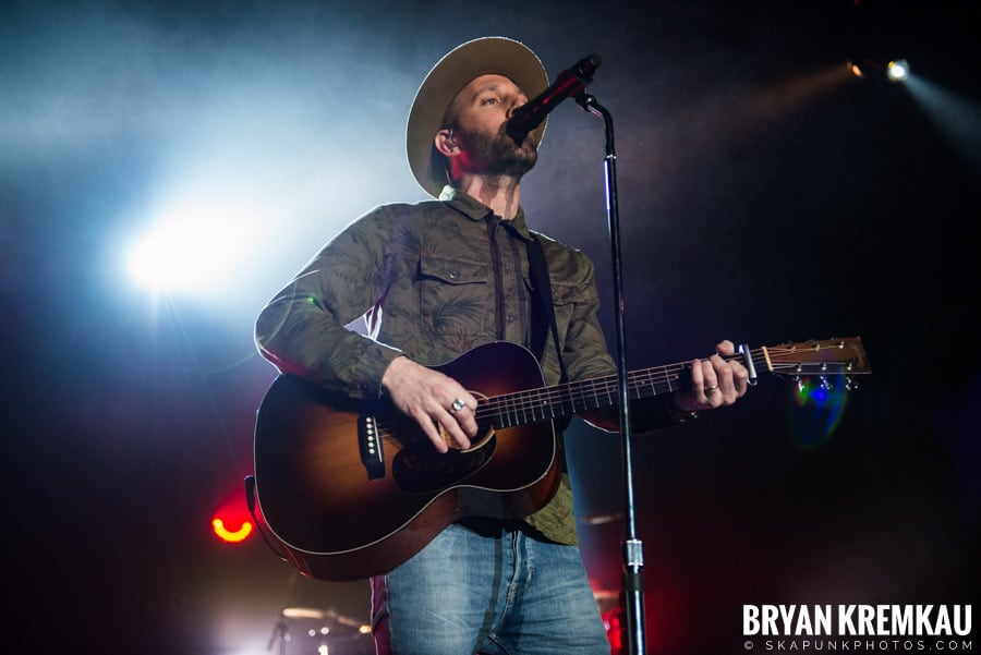 Mat Kearney / Andrew Belle / Filous @ Playstation Theater, NYC (22)