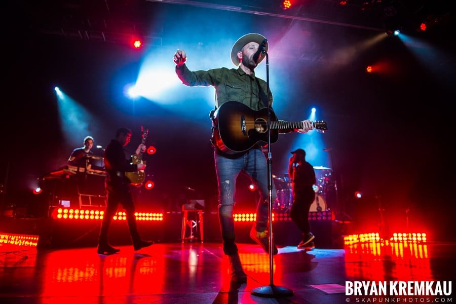 Mat Kearney / Andrew Belle / Filous @ Playstation Theater, NYC (27)