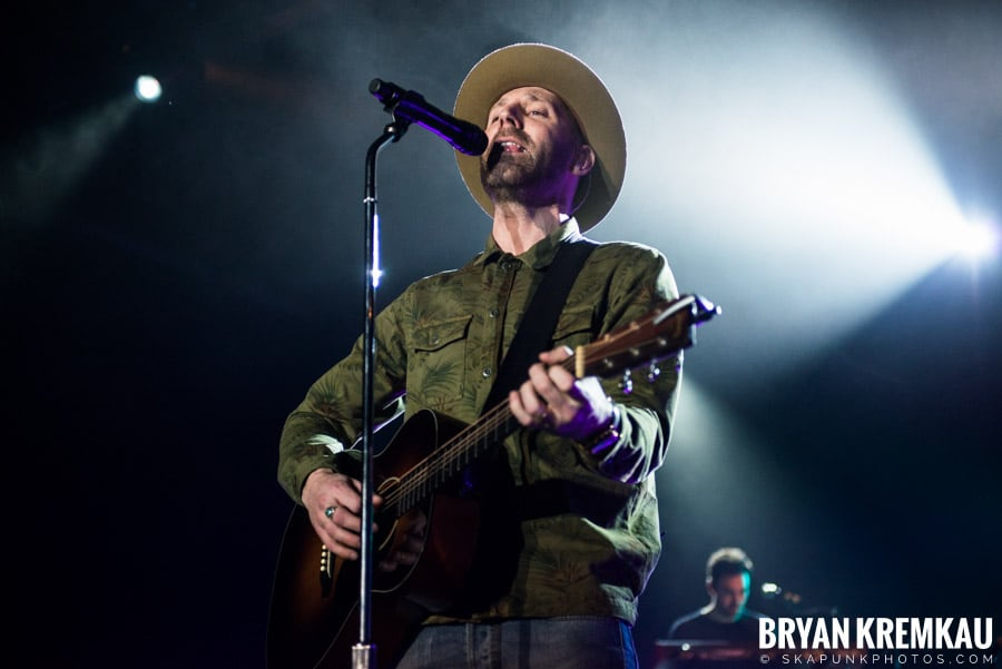 Mat Kearney / Andrew Belle / Filous @ Playstation Theater, NYC (30)