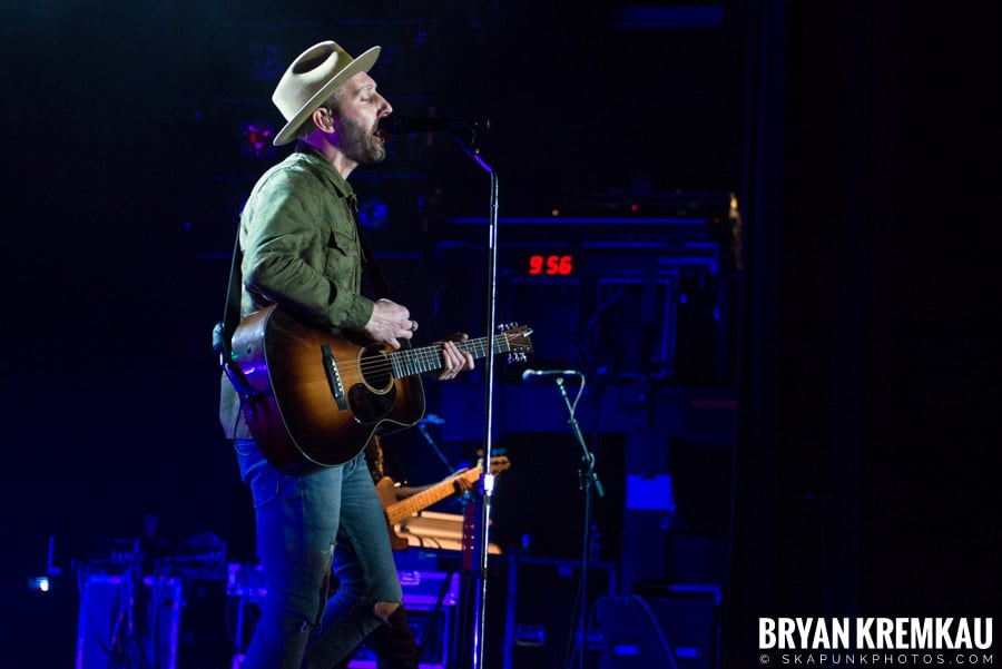 Mat Kearney / Andrew Belle / Filous @ Playstation Theater, NYC (31)