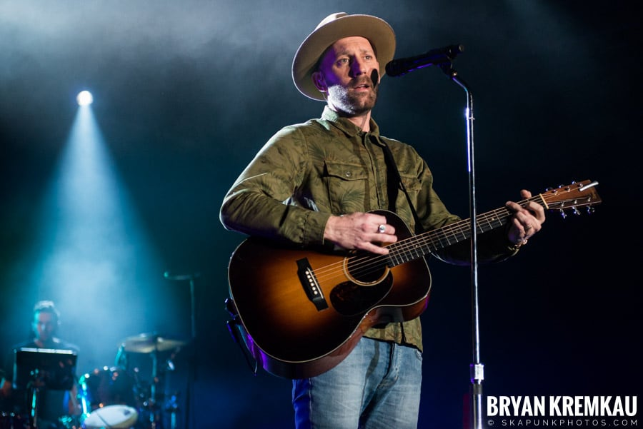 Mat Kearney / Andrew Belle / Filous @ Playstation Theater, NYC (32)
