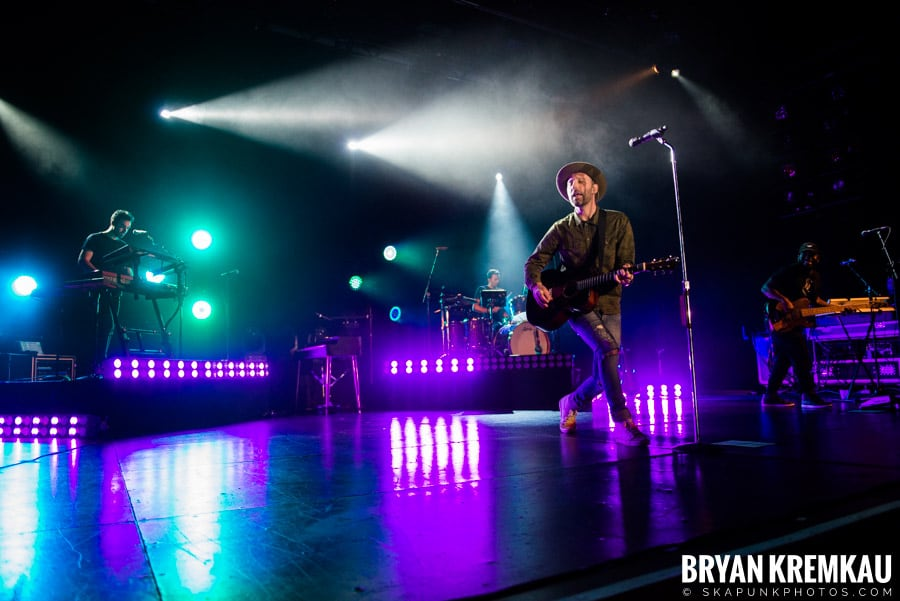 Mat Kearney / Andrew Belle / Filous @ Playstation Theater, NYC (33)