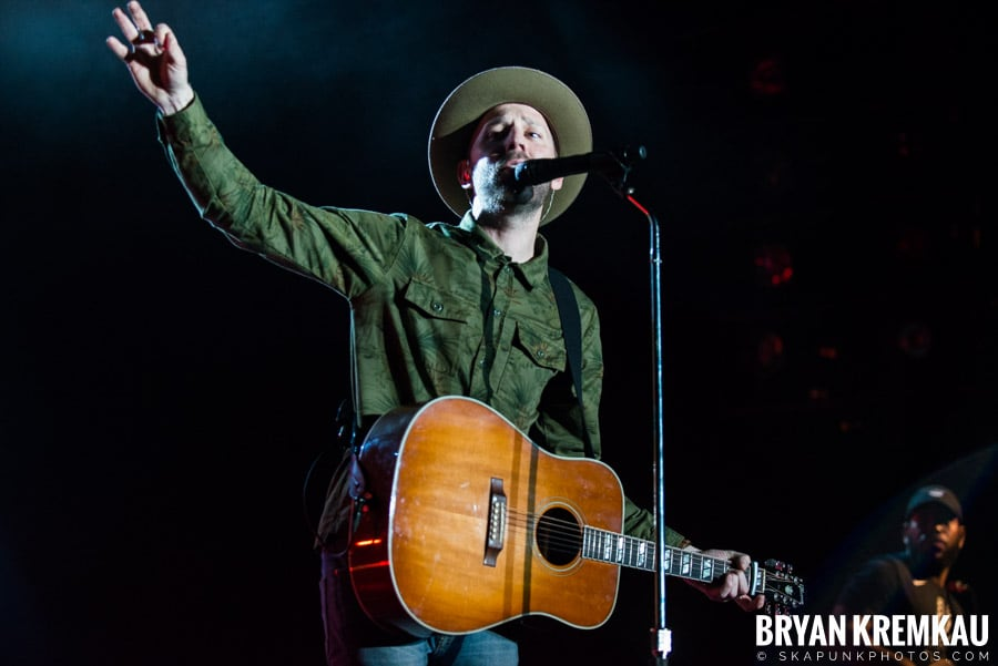 Mat Kearney / Andrew Belle / Filous @ Playstation Theater, NYC (38)