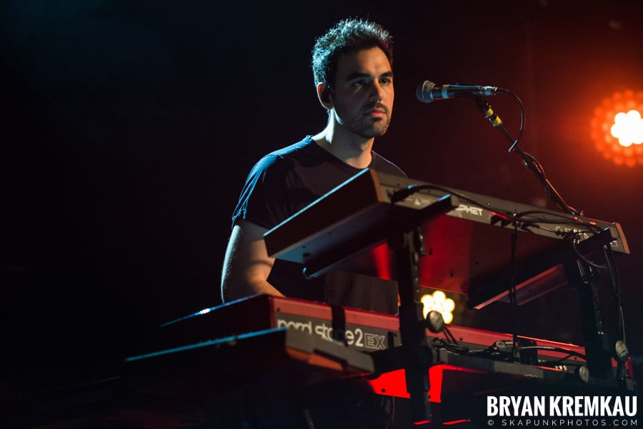 Mat Kearney / Andrew Belle / Filous @ Playstation Theater, NYC (41)