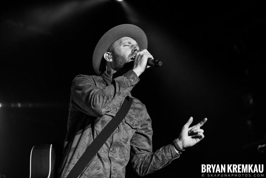 Mat Kearney / Andrew Belle / Filous @ Playstation Theater, NYC (42)